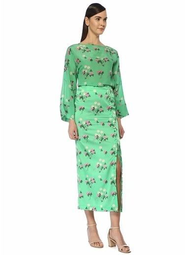 Beymen&Designer Etek Yeşil
